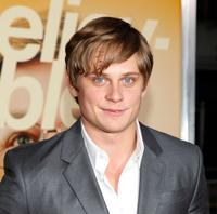Billy Magnussen at the New York premiere of