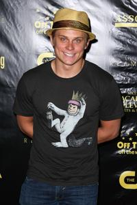 Billy Magnussen at the 36th Annual Daytime Entertainment Emmy Awards nomination party.
