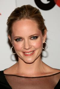 Marley Shelton at the GQ magazine 2006 Men of the Year dinner.