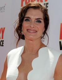 Brooke Shields at the California premiere of