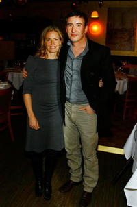 Elisabeth Shue and Steve Coogan at the