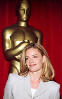 Elisabeth Shue at the Oscar Nominees luncheon.