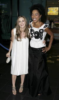 Alicia Silverstone and Sophie Okonedo at the UK premiere of