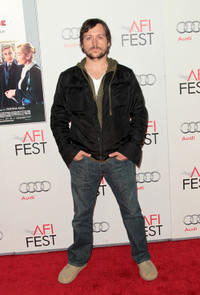 Jonny Mars at the premiere of