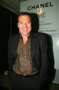 Tom Sizemore at the after party of