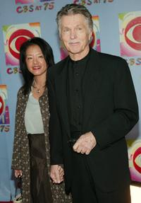 Tom Skerritt and his Wife at the