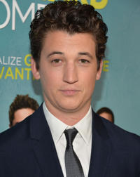 Miles Teller at the California premiere of