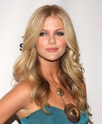 Brooklyn Decker at the launch of Sports Illustrated's 2009 Swimsuit Issue.
