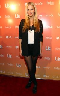 Brooklyn Decker at the Us Weekly's 25 Most Stylish New Yorkers celebration.