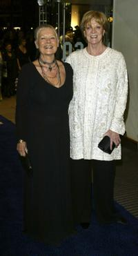 Judi Dench and Maggie Smith at the Cinema and Television Benevolent Fund (CTBF) Royal Film Performance Annual Charity.
