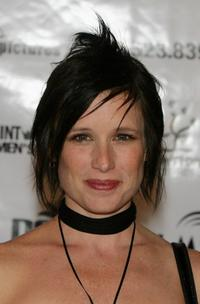 Shawnee Smith at the soundtrack release party of