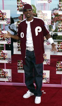 Will Smith at the 2004 MTV Video Music Awards in Miami, Florida.