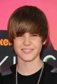 Justin Bieber at the Nickelodeon's 23rd Annual Kids' Choice Awards.