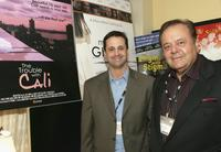 Paul Sorvino and Michael Sorvino at the promotion of