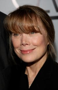 Sissy Spacek at the 2007 LA Film Critics Choice Awards held at the InterContinental in Los Angeles.