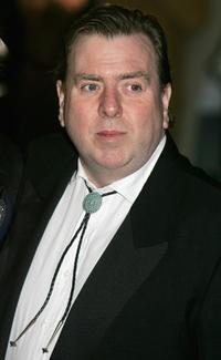 Timothy Spall at the annual Evening Standard Film Awards.