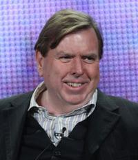 Timothy Spall at the PBS portion of the 2009 Winter Television Critics Association Press Tour.