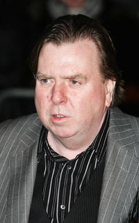 Timothy Spall at the European premiere of