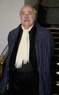 Victor Spinetti at the Fest for Beatles Fans 2007.