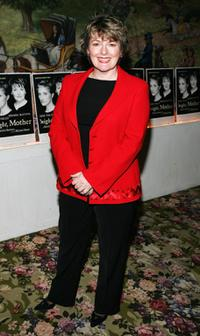 Brenda Blethyn at the opening night of