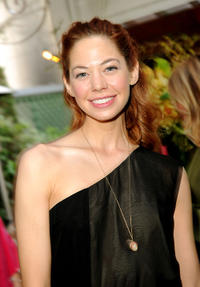 Analeigh Tipton at the Details Magazine/Ryan Reynolds party in California.