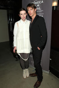 Alexandra McGuinness and Benn Northover at the premiere of