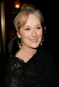 """Meryl Streep at the premiere of """"Prime"""" in New York City."""