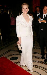 Meryl Streep at the Fashion Group International's 22nd Annual 'Night Of Stars' in New York City.