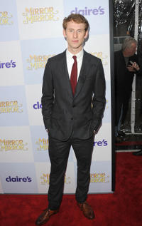 Robert Emms at the California premiere of