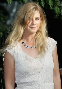 Imogen Stubbs at the David Frost's Summer Party.