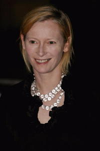 Tilda Swinton at the Edinburgh International Film Festival 60th party in Edinburgh, United Kingdom.
