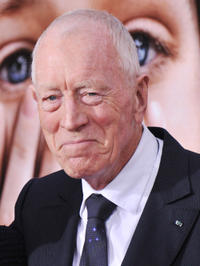 Max Von Sydow at the New York premiere of