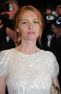 Josephine de la Baume at the photocall of