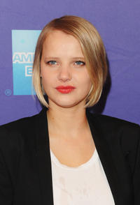 Joanna Kulig at the premiere of