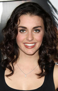 Kathryn McCormick at the California premiere of