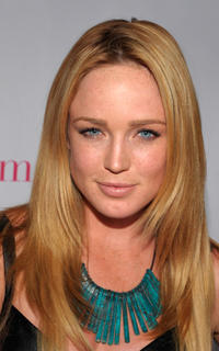 Caity Lotz at the NYLON Magazine and Tommy Girl Celebrate The Annual May Young Hollywood Issue - party in California.