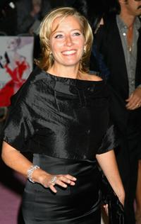 Emma Thompson at the The Golden Age Of Couture party.