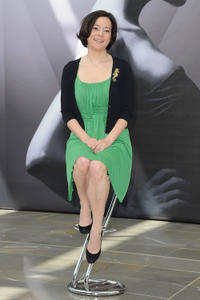 Meg Tilly at the photocall of