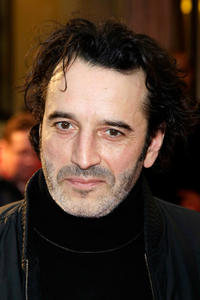 Bruno Todeschini at the premiere of