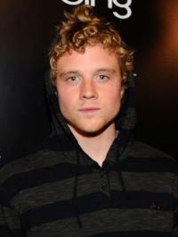 Jonny Weston at the Comedy with Aziz Ansari and a Drake Performance in Park City.