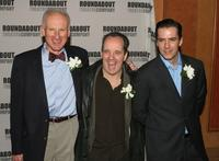 James Rebhorn, John Pankow and Adam Trese at the premiere of