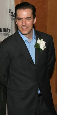 Adam Trese at the premiere of