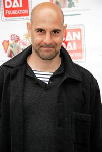 Stanley Tucci at the Kids For Kids 2005, Elizabeth Glaser Pediatric AIDS Carnival.
