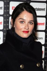 Robin Tunney at the Entertainment Weekly Magazine party Celebrating the 2006 photo issue.
