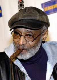 Melvin Van Peebles at the 12th Annual Pan African Film and Arts Festival.