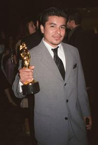 Jacob Vargas at the 2001 ALMA (American Latino Media Arts) awards after party.