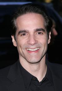 Yul Vazquez at the premiere of