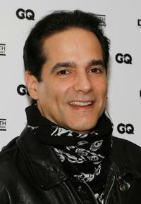 Yul Vazquez at the LAByrinth Theater Company's 5th annual Celebrity Charades.