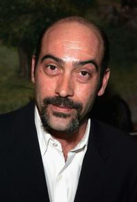 John Ventimiglia at the after party of the New York opening night of