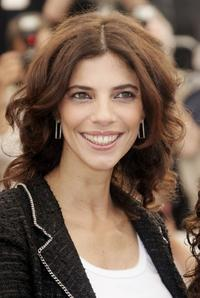 Maribel Verdu at the photocall promoting the film